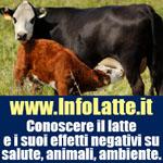 Informazioni sul latte e sugli effetti negativi su salute umana e ambiente